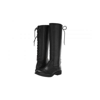Sofft ソフト レディース 女性用 シューズ 靴 ブーツ ロングブーツ Sharnell II Waterproof - Black Waterproof Wild Steer