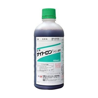 石原バイオサイエンス 芝生用除草剤 ザイトロンアミン液剤 500ml