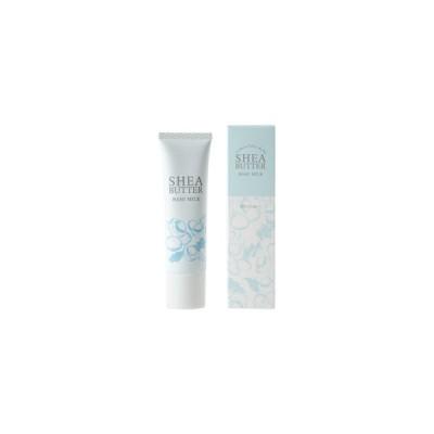 【生活の木】  シアバター ベースミルク 30g 日焼け止め UV