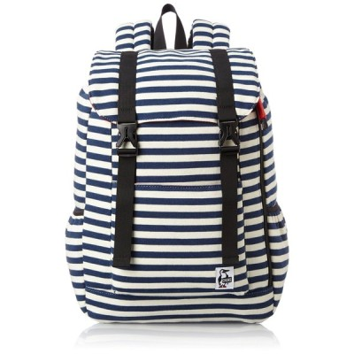 [チャムス] デイパック Flap Day Pack Sweat Navy/Natural