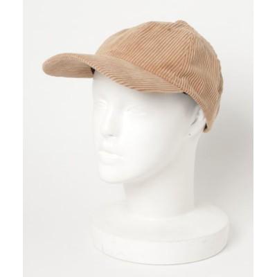 U.Q / コーデュロイキャップ WOMEN 帽子 > キャップ