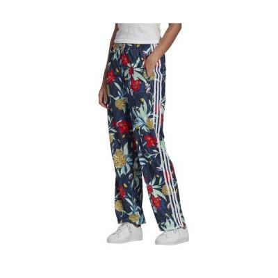 (取寄)アディダス オリジナルス レディース トロピカル トラック パンツ adidas originals Women's Tropical Track Pants Black Multi 送料無料