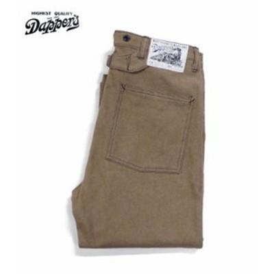 ダッパーズ ワーカーズトラウザース Dappers Classical Workers Trousers 1304