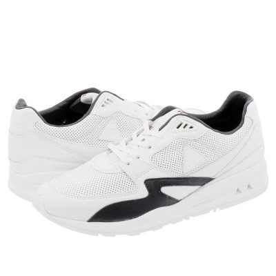 le coq sportif LCS R800 MIF LEATHER 【Made in France】 ルコック スポルティフ LCS R800 MIF レザー OFF WHITE/BLACK