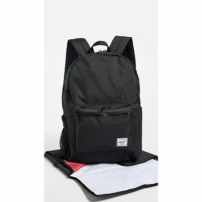 ハーシェル サプライ Herschel Supply Co. レディース バックパック・リュック バッグ settlement sprout diaper backpack Black