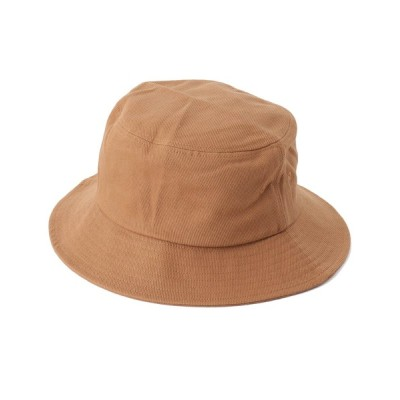 SHOO・LA・RUE / シンプルバケットハット WOMEN 帽子 > ハット