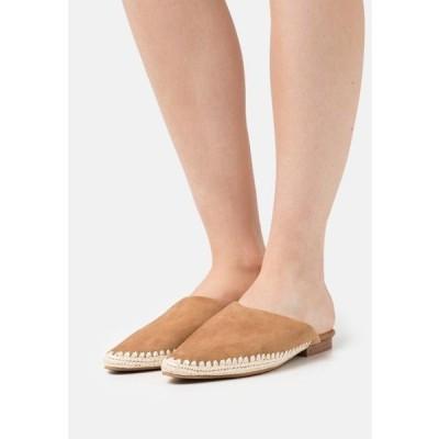 レディース 靴 シューズ KALIM - Mules - brown