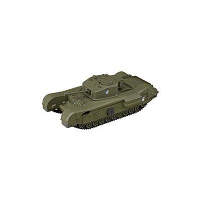 ねんどろいどもあ ガールズ&パンツァー 最終章 チャーチル歩兵戦車 Mk.VII ノンスケール ABS&PVC製 塗装済みフィギュ(中古品)