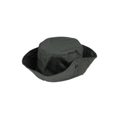 BAUM UND PFERDGARTEN 帽子 ミリタリーグリーン S/M ポリエステル 100% 帽子