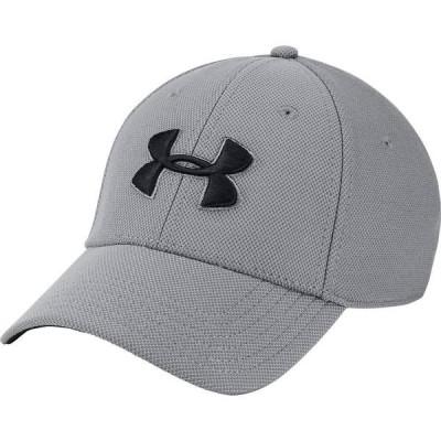 アンダーアーマー 帽子 アクセサリー メンズ Under Armour Men's Blitzing Hat 3.0 Graphite/Black
