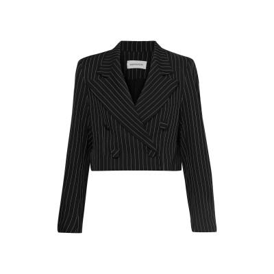 16ARLINGTON テーラードジャケット ブラック 10 ポリエステル 91% / レーヨン 5% / ポリウレタン 4% テーラードジャケット