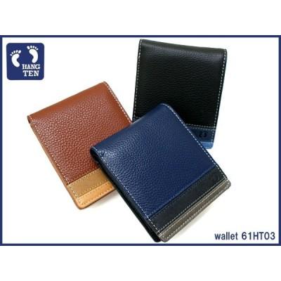 HANG TEN ハンテン エース 折財布  ボタン 61HT03  03