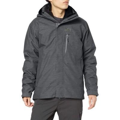 [ミレー] 防水透湿3wayジャケット POBEDA II 3 IN 1 JKT M(ポベダ 3 イン 1) メンズ H URBAN CHIC EU