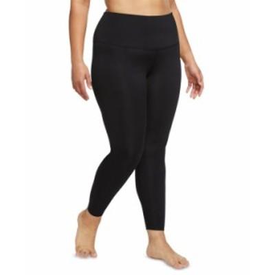ナイキ レディース カジュアルパンツ ボトムス Plus Size Women's Yoga 7/8 Tights Charcoal