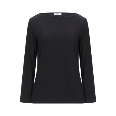 チルコロ 1901 CIRCOLO 1901 T シャツ ブラック XL コットン 92% / ポリウレタン 8% T シャツ