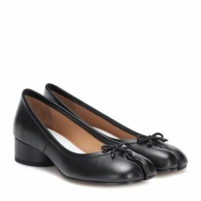 メゾン マルジェラ Maison Margiela レディース パンプス シューズ・靴 tabi leather pumps
