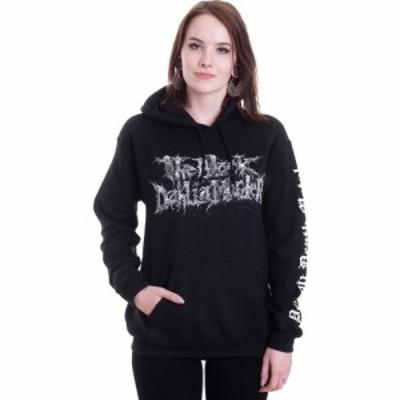 インペリコン Impericon レディース パーカー トップス - Detroit Death Metal - Hoodie black