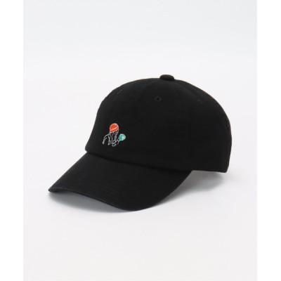 VENCE share style / ガール刺繍キャップ MEN 帽子 > キャップ