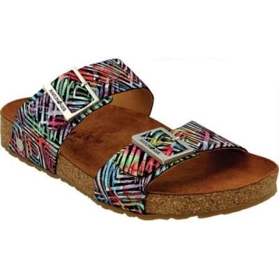 ハフリンガー Haflinger レディース サンダル・ミュール シューズ・靴 Andrea Adjustable Strap Slide