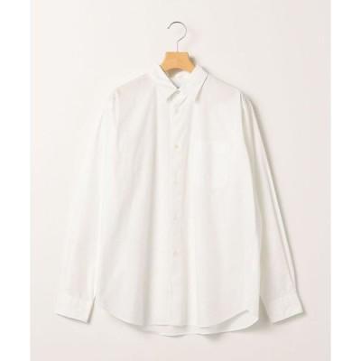 シャツ ブラウス 【MonoMax 6月号 p.51掲載】SHIPS any: STANDARD レギュラーシャツ<MEN>
