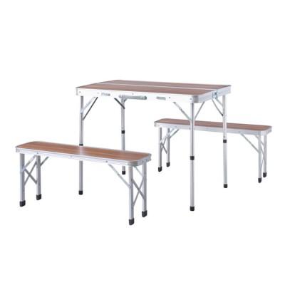 [幅90] 3点セット ダイニングセット 折りたたみテーブル ROOM ESSENCE