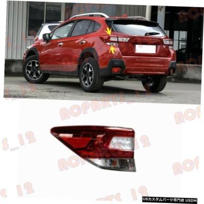 エアロパーツ スバルXV 2018-2019左外側テールライトブレーキライト組立用 For Subaru XV 2018-2019 Left Outer Side Tail Light Brake Light Assembl