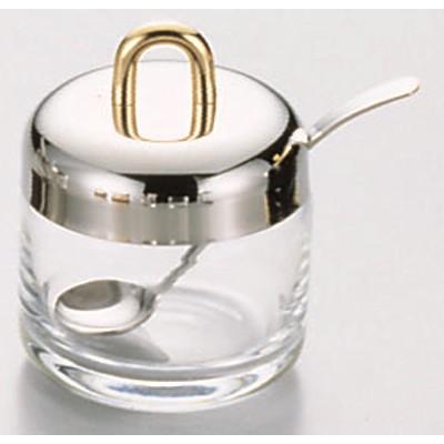 ガラス製シュガーポット №8005