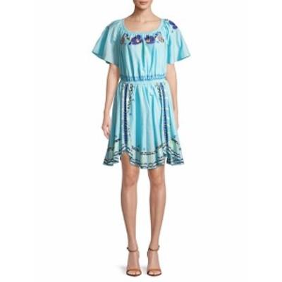 テンパーリーロンドン レディース ワンピース Amity Tie Neck Dress