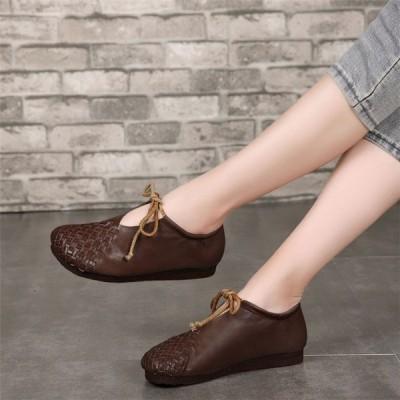 レディース ローファー ぺたんこシューズ 靴 パンプス スエード 通勤カジュアル 20代 30代 40代歩きやすい プレゼント