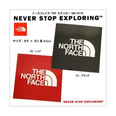 ノースフェイス THE NORTH FACE ステッカー シール NN9719