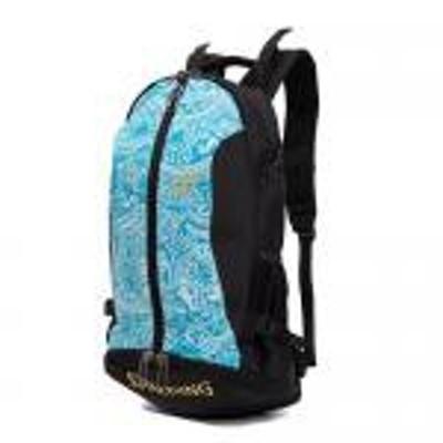 【新品/取寄品】バスケットプレイヤーのために開発されたバッグ ケイジャー ポリネシアン ターコイズ 40-007PT