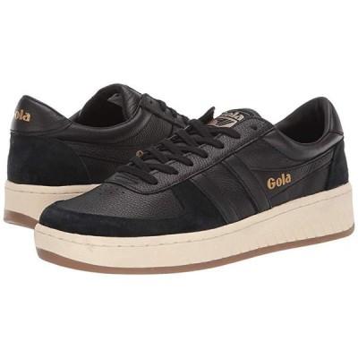 ゴーラ Grandslam 78' メンズ スニーカー 靴 シューズ Black/Black/Gum