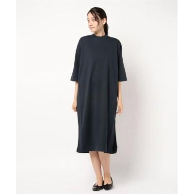 ドレス SLIT LONG T-DRESS