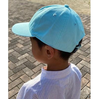 E-COME / 【newhattan】ニューハッタン KID'Sキャップ Baseball Low Cap-twill kids- KIDS 帽子 > キャップ