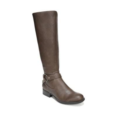 ライフストライド レディース ブーツ・レインブーツ シューズ X-Felicity Wide Calf High Shaft Boots