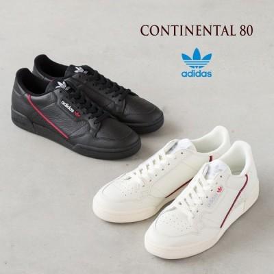 コンチネンタル 80 アディダス オリジナルス CONTINENTAL 80 メンズモデル レディースサイズまで展開