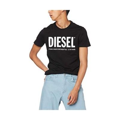 Diesel, T-Diego-Logo T-Shirt, Black, DSL_00SXED 0AAXJ 900 - S