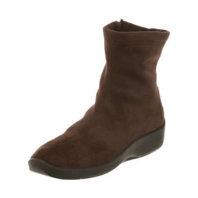 アルコペディコ L8 Short Boots Lライン レディース ブラウン EU 39(25.0cm) 3E