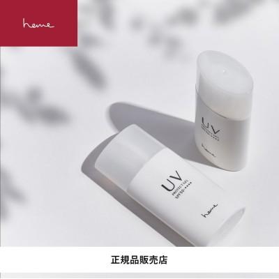 【heme(ヒーミー)】日焼け止め クリアサンスクリーンジェル SPF50+ 40ml 台湾コスメ 正規品