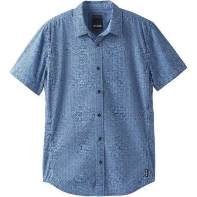 プラーナ メンズ シャツ トップス Prana Men's UlU Shirt - Standard