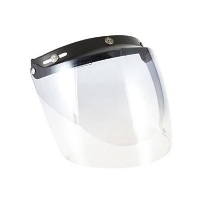 ジャムテックジャパン 72JAM ヘルメットシールド スクエアシールド(フラッシュミラー+グラデーション+ブルー) SSV-06