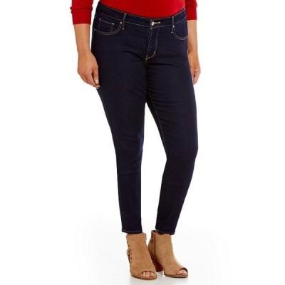 リーバイス レディース デニムパンツ ボトムス Levi'sR 311 Plus Shaping Skinny Jeans