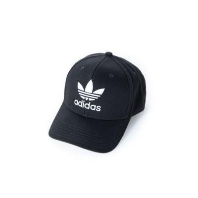 アディダス オリジナルス adidas Originals Icon Precurve Snapback (Black/White)