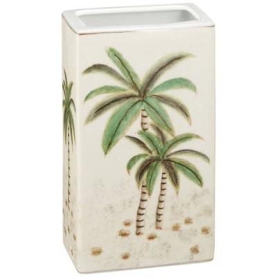 かわ畑 フラワーベース・花器 ホワイト 約13×8×22cm