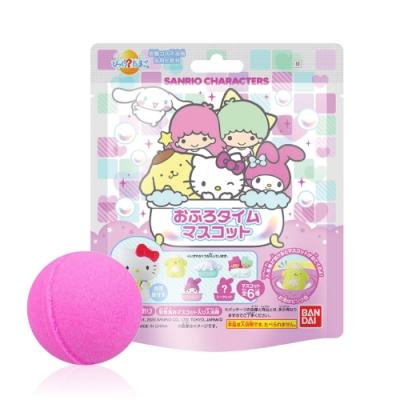 日本Bandai-三麗鷗家族入浴球Ⅱ-1入(3Y+/泡澡/洗澡玩具/交換禮物)