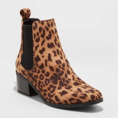 ニューデイ A New Day レディース ブーツ チェルシーブーツ シューズ・靴 Ellie Chelsea Boots - Brown