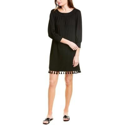 トリーナターク ワンピース トップス レディース Trina Turk Guide Shift Dress black