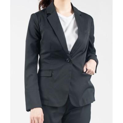 WORK WEAR SUIT / 【ZOZO限定】 WWS テーラードライトジャケット (裏地なし)《セットアップ対応》 WOMEN ジャケット/アウター > テーラードジャケット