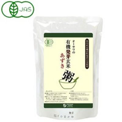 オーサワの有機発芽玄米あずき粥(200g)【オーサワジャパン】