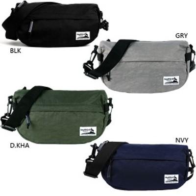 【送料無料】 7L ヘルスニット Healthknit メンズ レディース シワナイロンショルダーバッグ ボディバッグ 鞄 HKB-1127